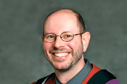 Photo of Rev. Dr. Charles Fensham