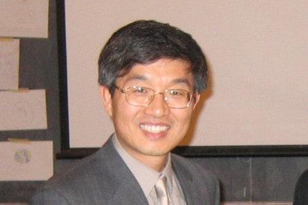 Photo of Rev. Dr. Chun Hoi Heo