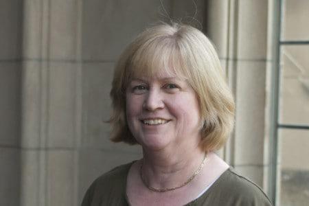 Photo of Anne McGillivray