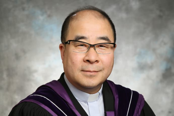 Photo of Rev. Dr. Dong-Ha Kim