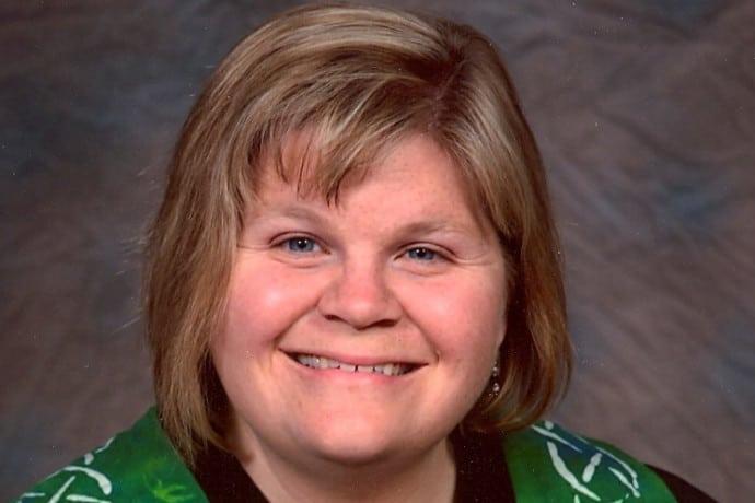 Photo of Rev. Dr. Emily Bisset