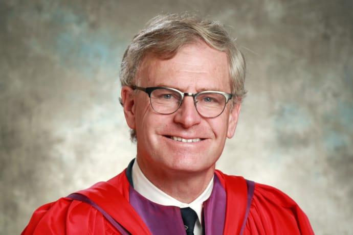 Photo of Dr. Bradley McLean