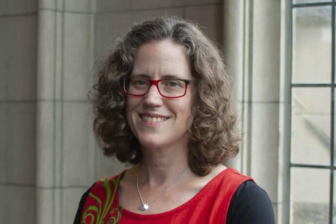 Photo of Laura Alary