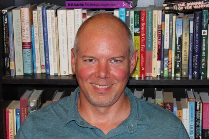 Photo of Rev. Dr. Glenn McCullough