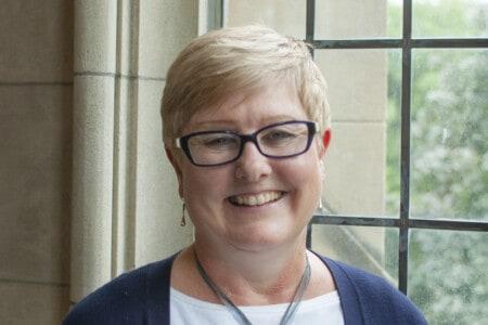 Photo of Joan Pries