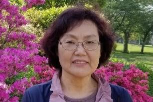 Photo of Rev. Dr. Hye Kyung Heo