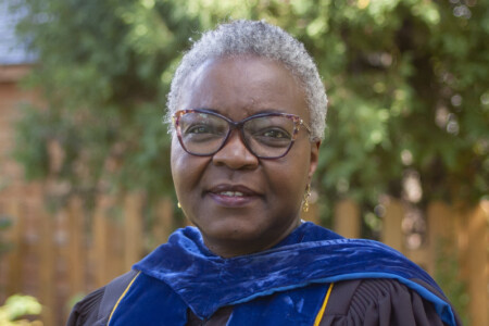 Photo of Rev. Dr. Esther Acolatse