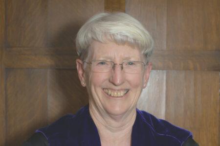Photo of Rev. Dr. J. Dorcas Gordon
